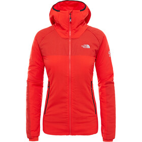 The North Face Summit L3 Ventrix Hoodie Dam fiery red